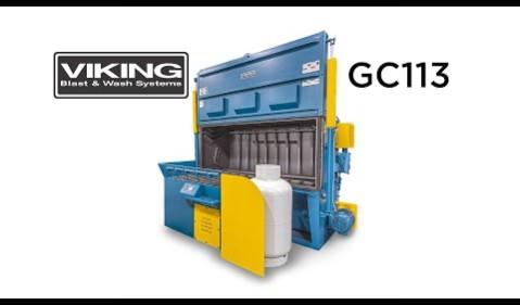 Viking Blast & Wash Systems GC113