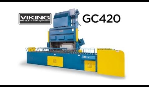VIKING BLAST & WASH GC420