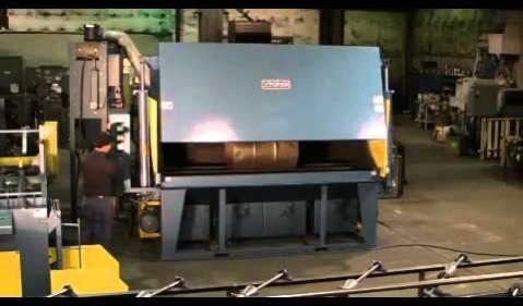 Viking Blast & Wash Systems GC113 Cylinder Blasting System