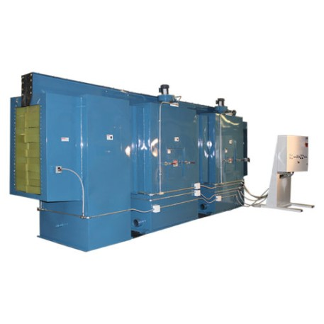 Viking Blast & Wash Systems MRW4830 Monorail Washer