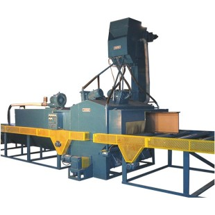 RT9616 Roller Table Blaster