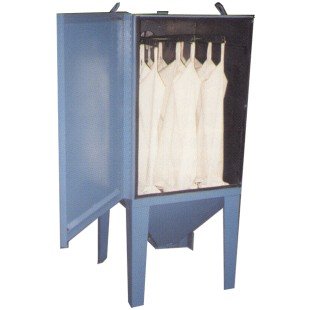 DC Series Baghouse Dust Collectors