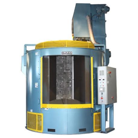 Viking Blast & Wash Systems SH4848 Indexing Spinner Hanger Shot Blast Machine