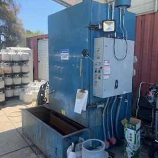 Used GC40R aqueous washer