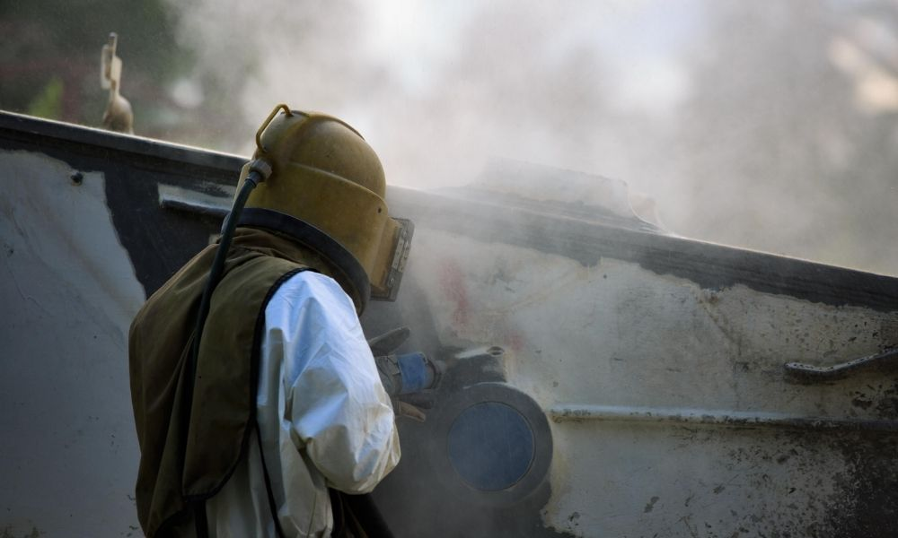 The Difference Between Shot-Blasting and Shot-Peening